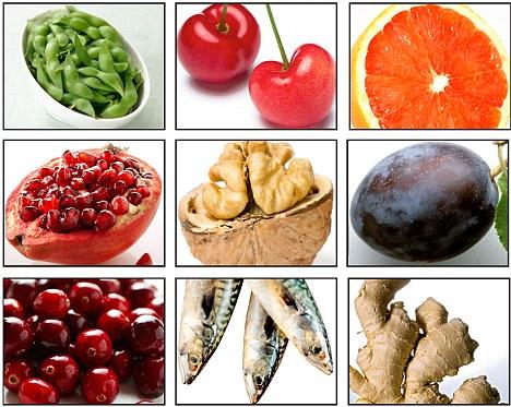 anti-inflammatory-foods-for eczema