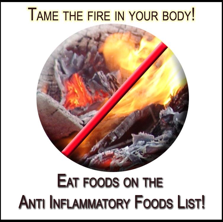 anti-inflammatory-foods-list