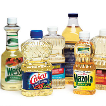 vegetable oils are worst cooking oils