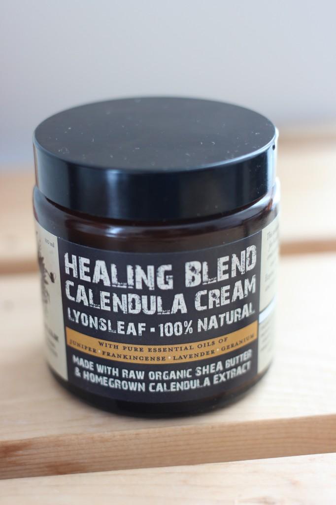 calendula heals eczema