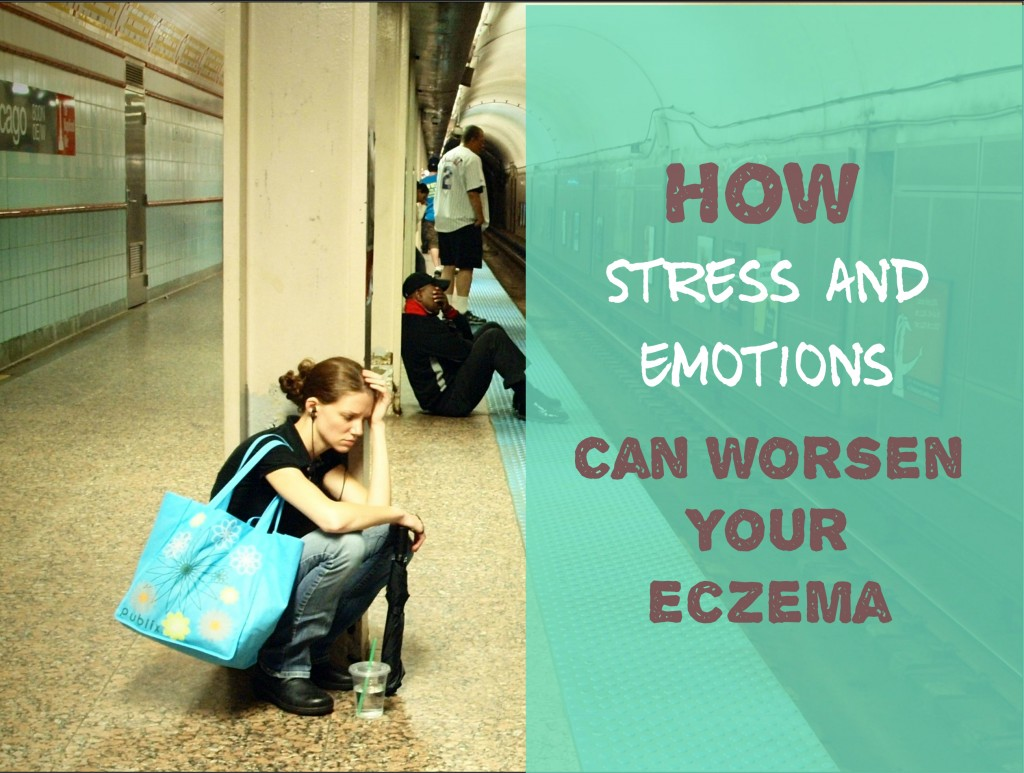 stress affects eczema