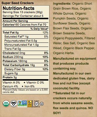 healthy snacks for eczema