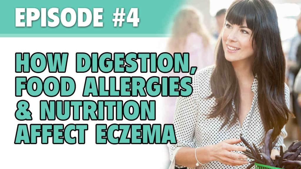 eczema food allergies