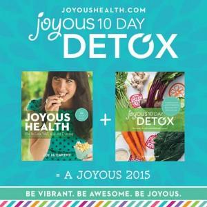 joyous health giveaway