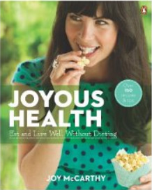 joyous health book