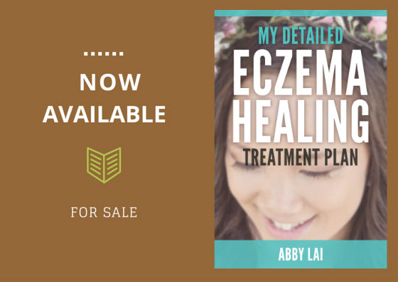 my detailed eczema healing treatment plan