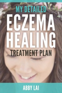 eczema healing treatment plan