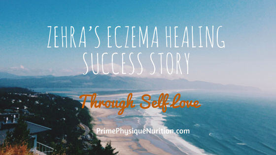 eczema healing