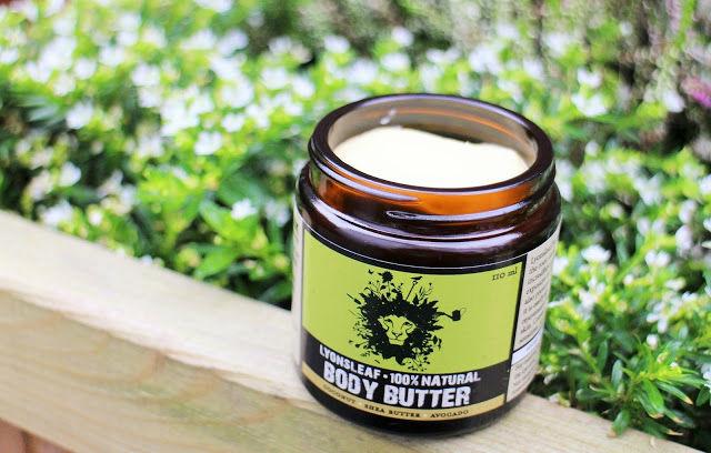 eczema body butter