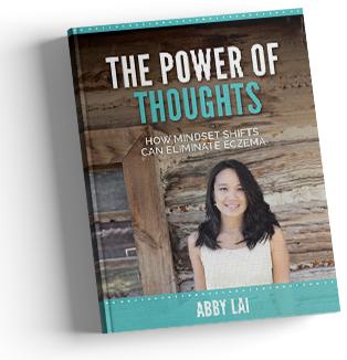 eczema mindset book