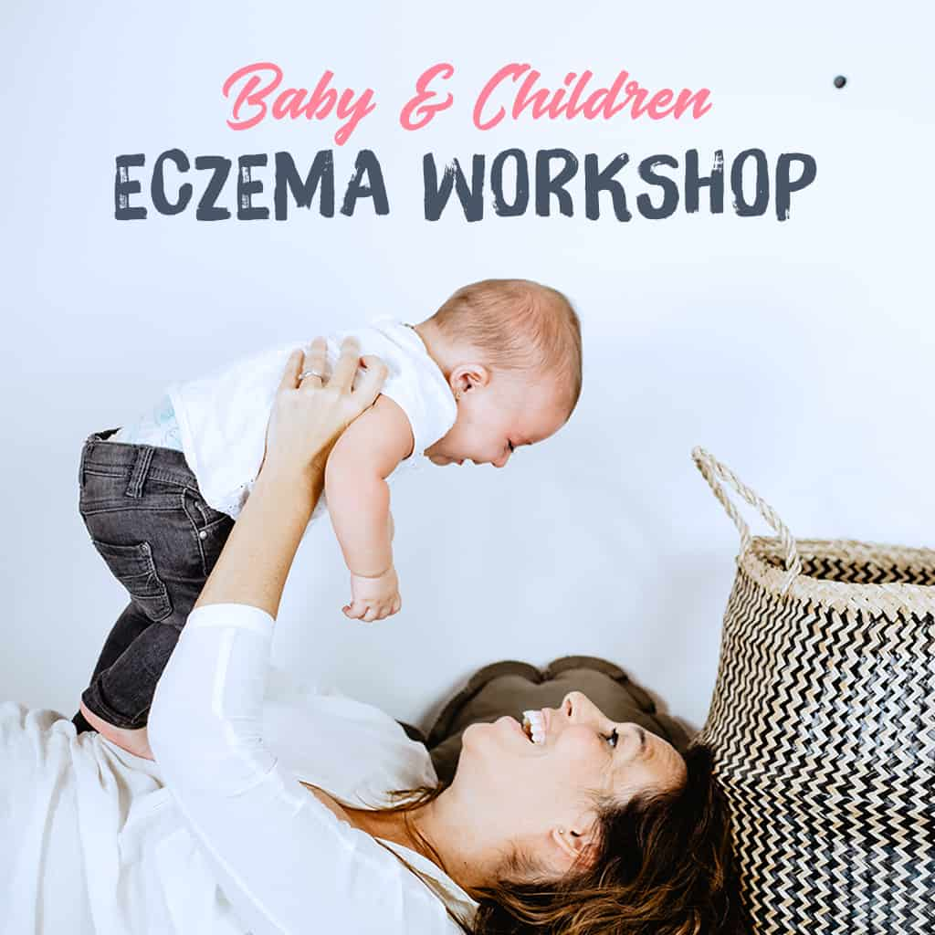 Baby-children Eczema-Workshop